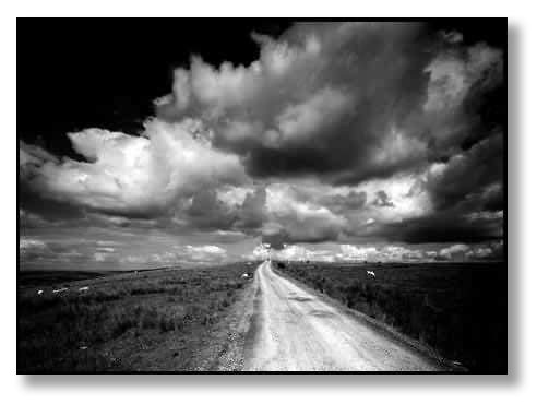 Black and white landscape photography by jim lowe fbipp